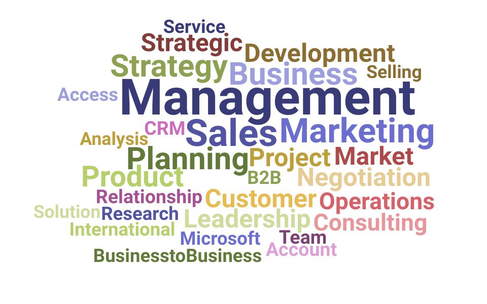 Top Business Development Skills and Keywords to Include On Your Resume