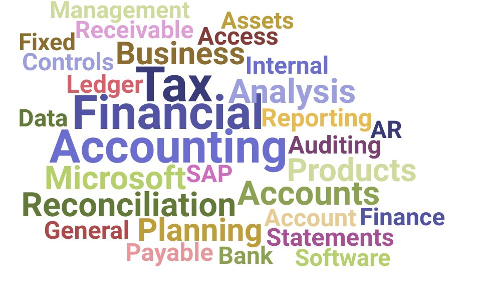 Top Accounting Skills and Keywords to Include On Your Resume