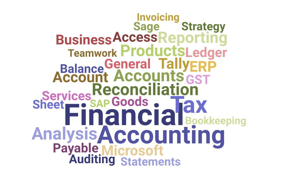 Top Accountant Skills and Keywords to Include On Your Resume