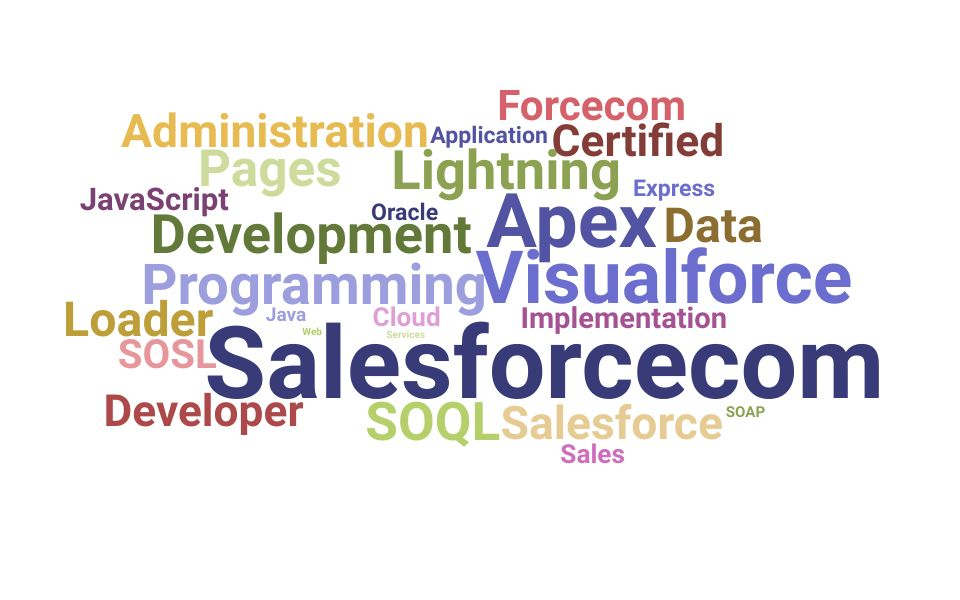 Top Salesforce Developer Skills and Keywords to Include On Your Resume
