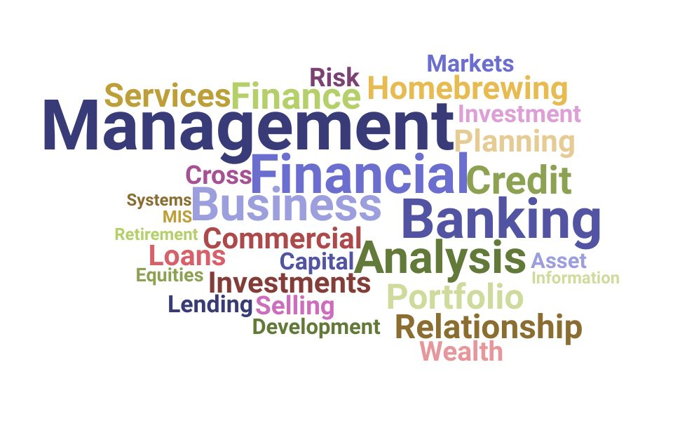 Top Vice President Financial Services Skills and Keywords to Include On Your Resume