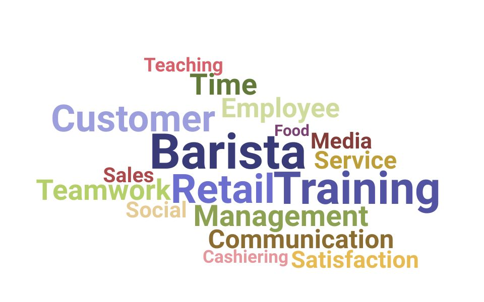 Top Retail Trainer Skills and Keywords to Include On Your Resume