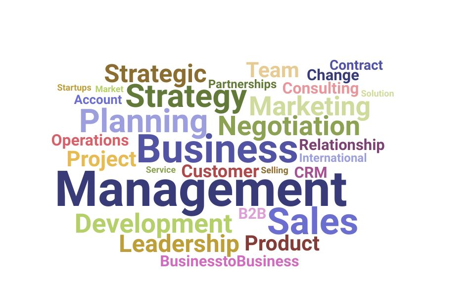 Top Business Development Manager Skills and Keywords to Include On Your Resume