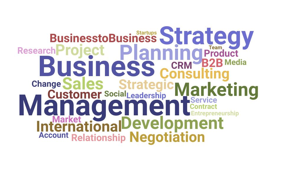 Top Director Of Business Development Skills and Keywords to Include On Your Resume