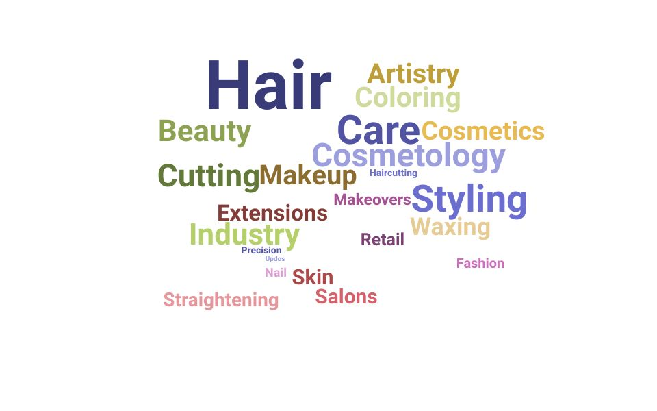 Top Cosmetologist Skills and Keywords to Include On Your Resume