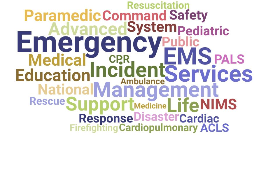 Top Emergency Medical Services Instructor Skills and Keywords to Include On Your Resume