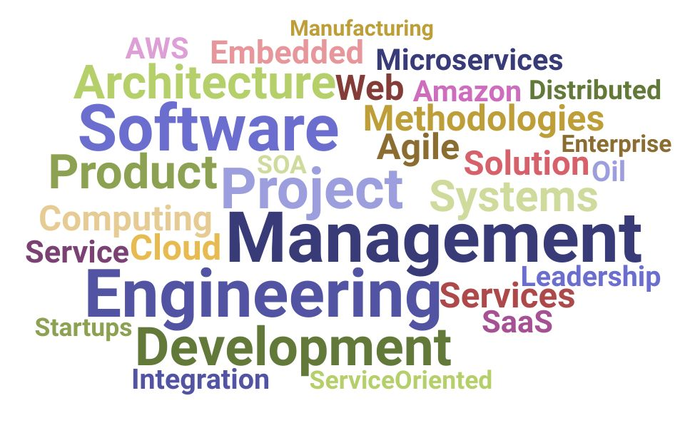 Top Vice President Of Engineering Skills and Keywords to Include On Your Resume