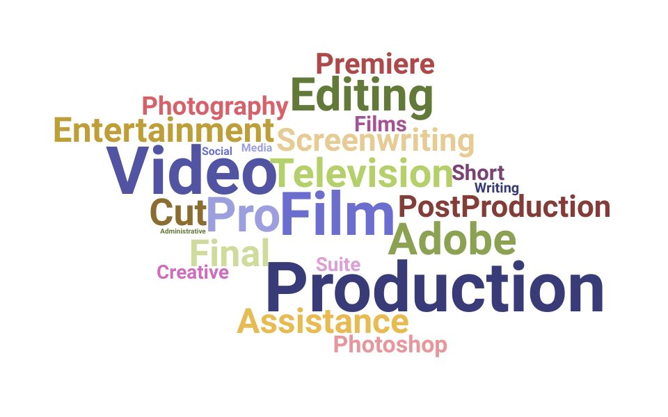 Top Office Production Assistant Skills and Keywords to Include On Your Resume
