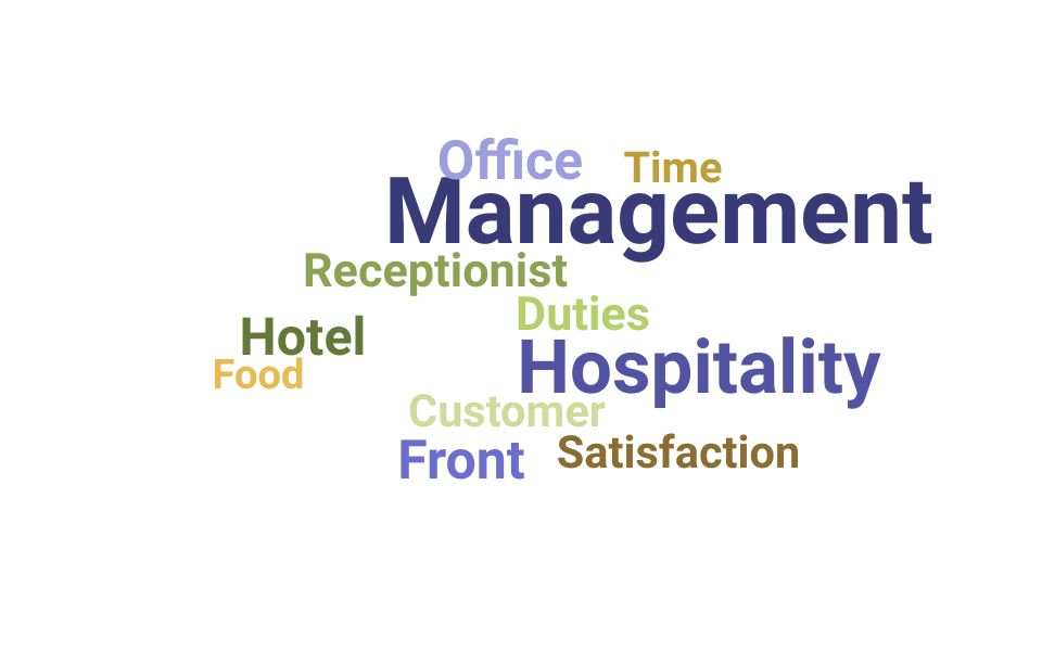 Top Front Desk Manager Skills and Keywords to Include On Your Resume