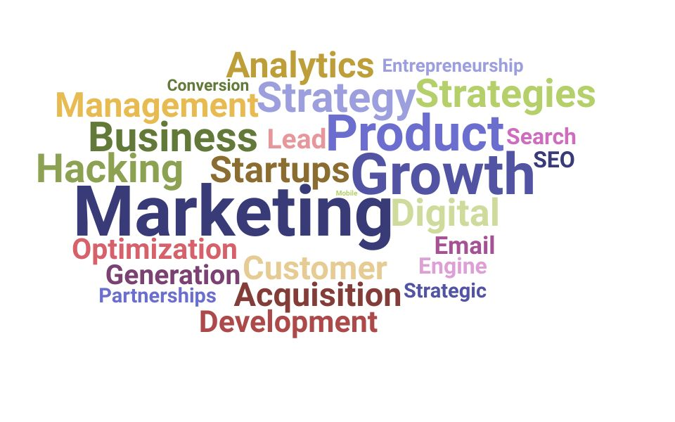 Top Head Of Growth Skills and Keywords to Include On Your Resume