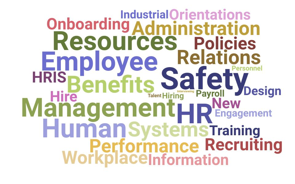 Top Human Resources Safety Manager Skills and Keywords to Include On Your Resume