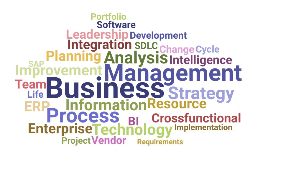 Top Information Technology Business Partner Skills and Keywords to Include On Your Resume