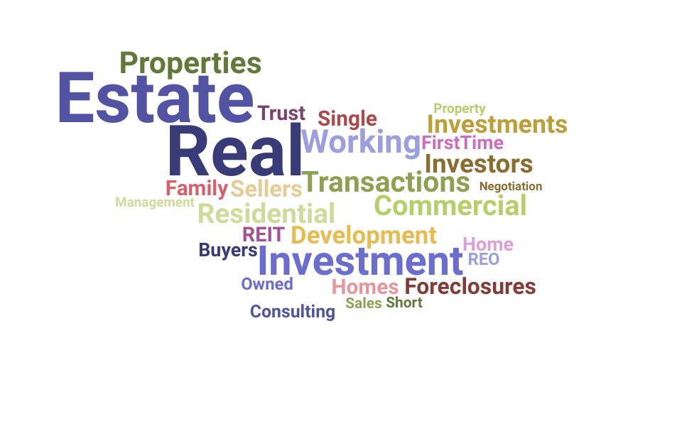 Top Real Estate Investment Specialist Skills and Keywords to Include On Your Resume