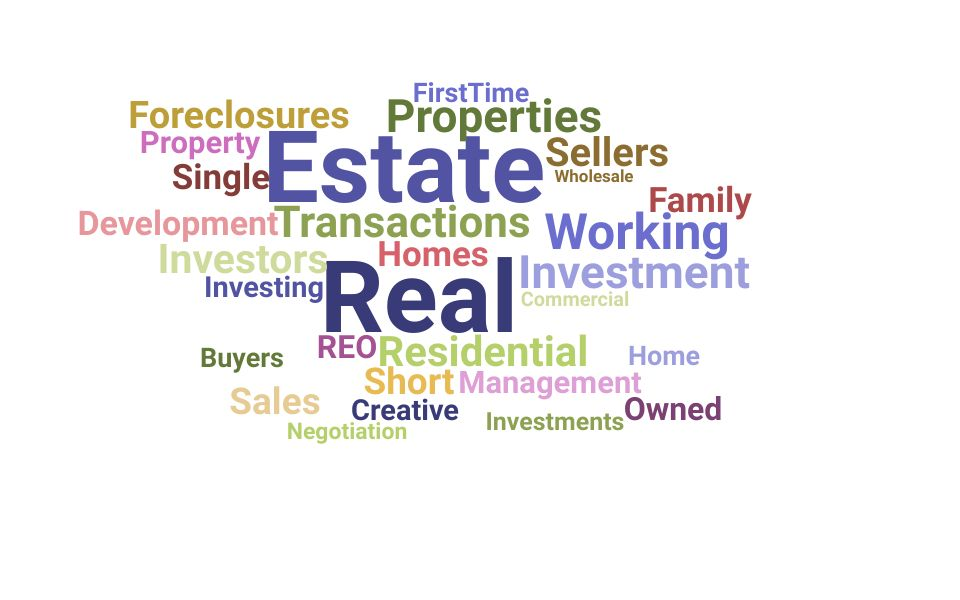Top Real Estate Investor Skills and Keywords to Include On Your Resume