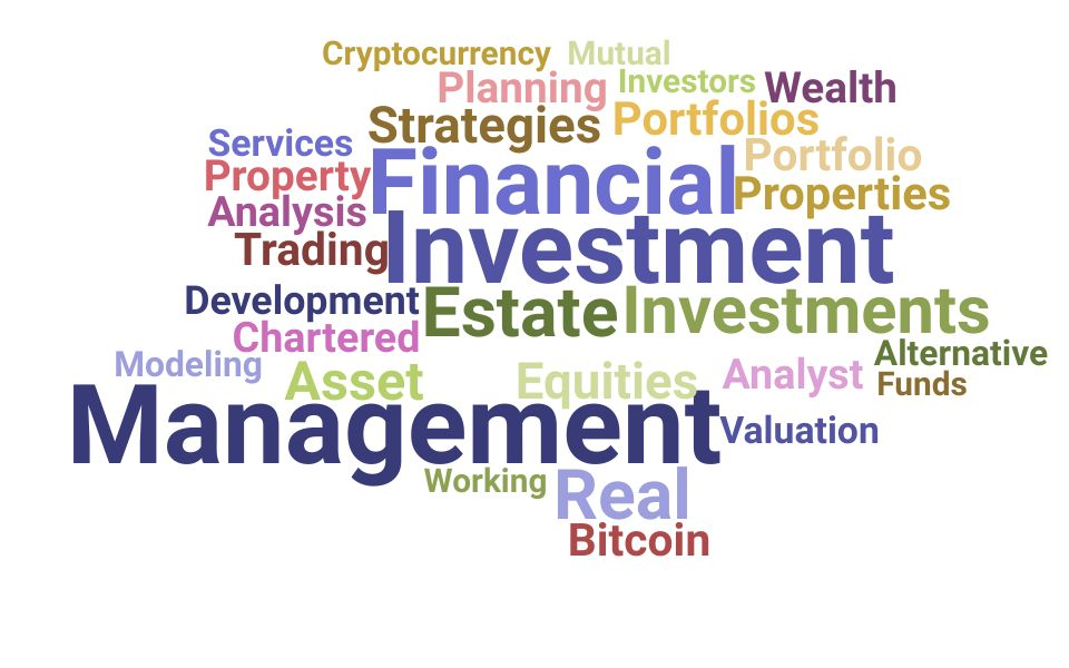 Top Investment Manager Skills and Keywords to Include On Your Resume