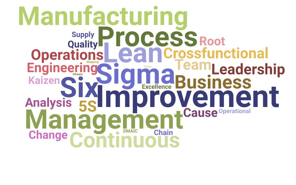 Top Process Improvement Manager Skills and Keywords to Include On Your Resume