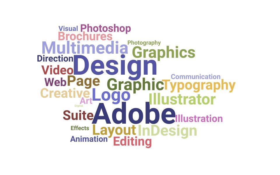 Top Multimedia Graphic Designer Skills and Keywords to Include On Your Resume