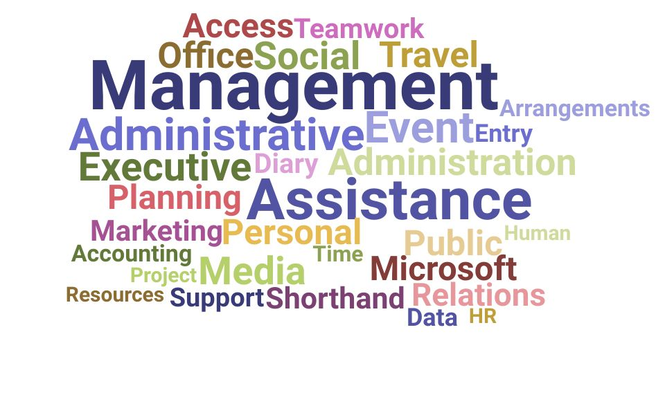 Top Personal Assistant Skills and Keywords to Include On Your Resume