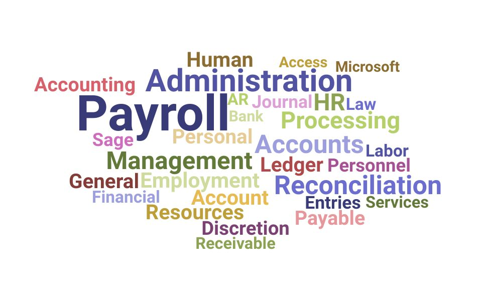 Top Payroll Accountant Skills and Keywords to Include On Your Resume