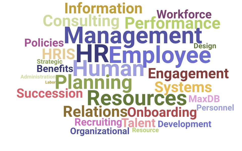 Top Human Resources Business Consultant Skills and Keywords to Include On Your Resume