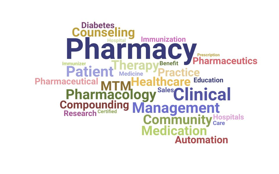 Top Pharmacist Skills and Keywords to Include On Your Resume