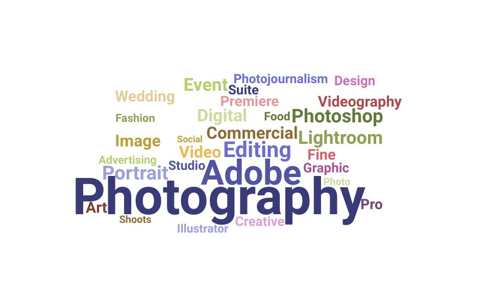 Top Photographer Skills and Keywords to Include On Your Resume