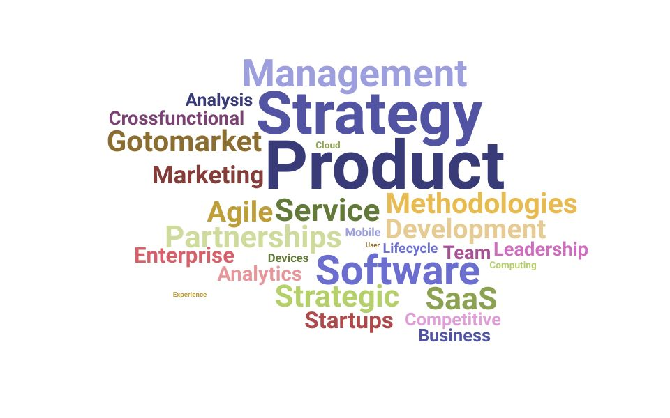 Top Vice President Of Product Management Skills and Keywords to Include On Your Resume
