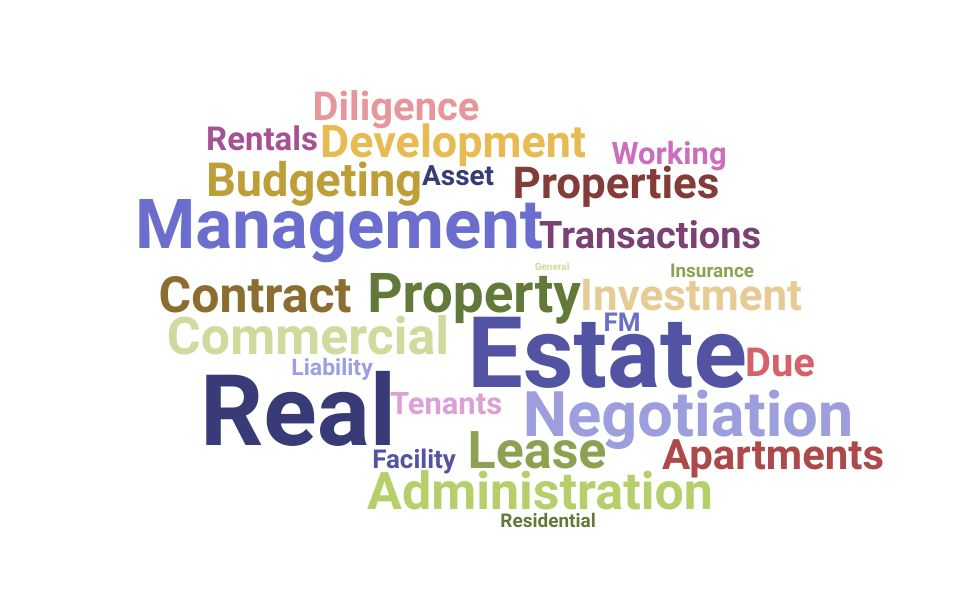 Top Property Director Skills and Keywords to Include On Your Resume