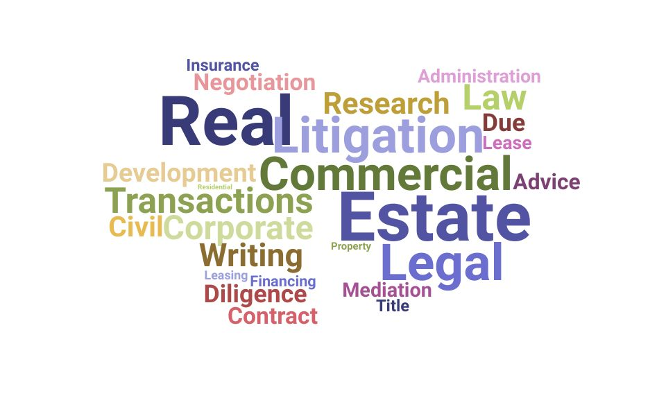 Top Real Estate Attorney Skills and Keywords to Include On Your Resume