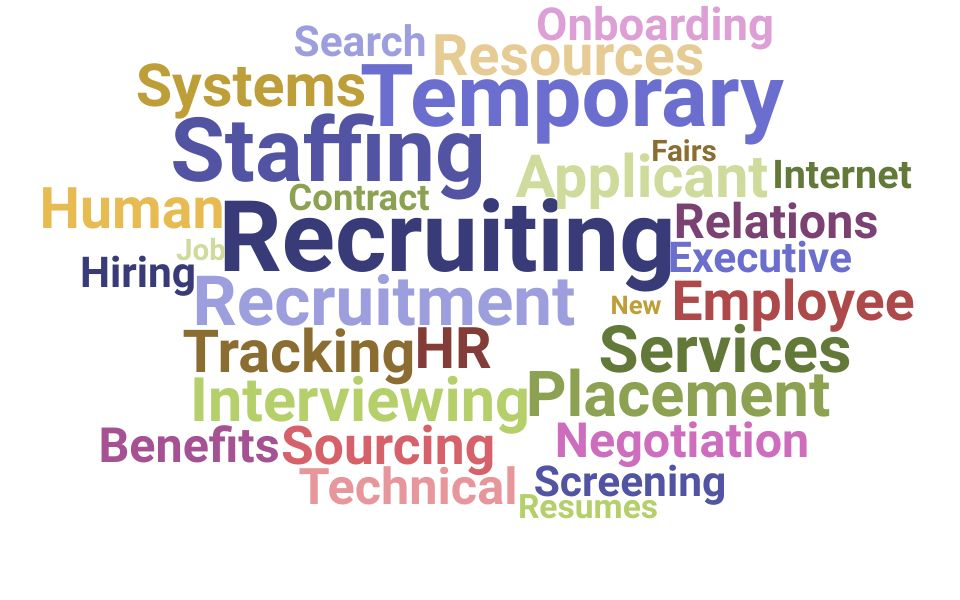 Top Staffing Specialist Skills and Keywords to Include On Your Resume