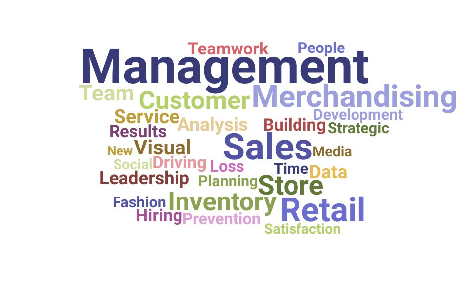 Top Store Manager Skills and Keywords to Include On Your Resume