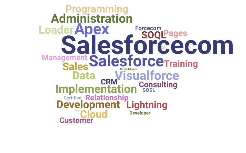 Top Salesforce Administrator Skills and Keywords to Include On Your Resume