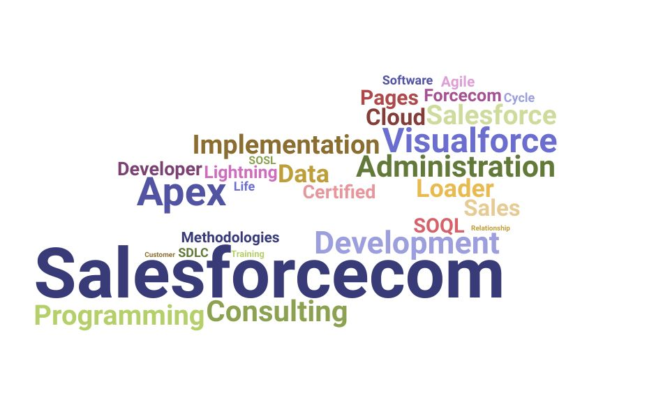 Top Salesforce Consultant Skills and Keywords to Include On Your Resume