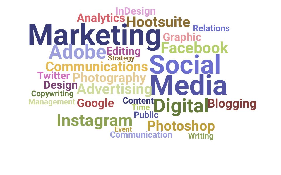 Top Social Media Assistant Skills and Keywords to Include On Your Resume