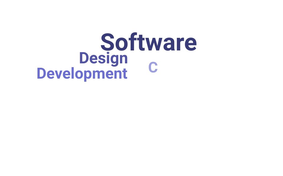 Top Software Design Engineer Skills and Keywords to Include On Your Resume