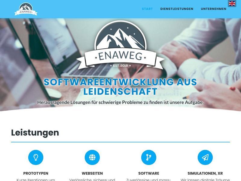 Enaweg Website