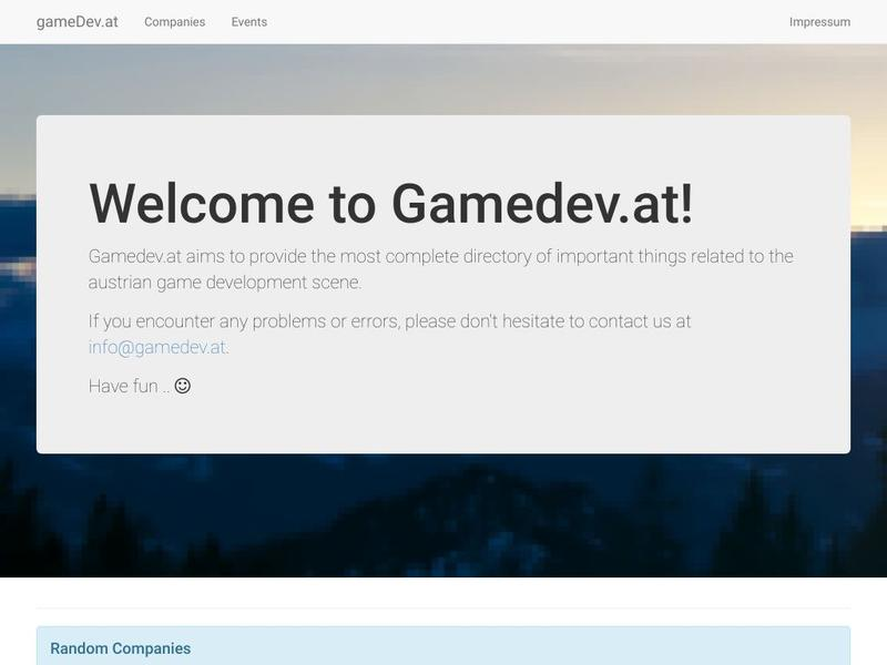 Gamedev.at